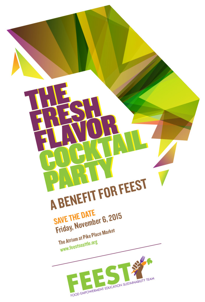 Save the Date: The Fresh Flavor Cocktail Party