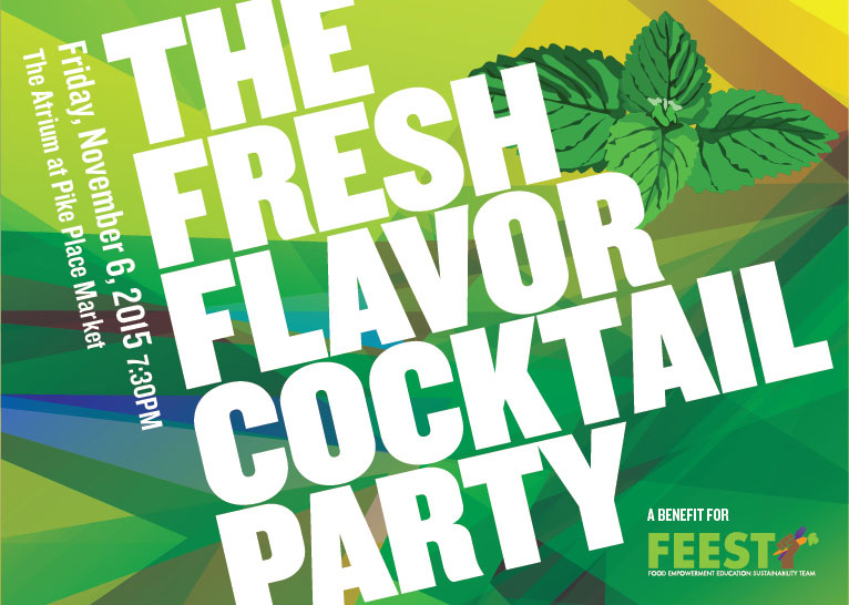 The Fresh Flavor Cocktail Party
