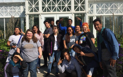 Meet Your New 2018–2019 Youth Leaders