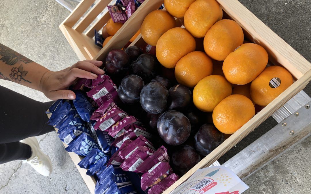 FULL REPORT: Healthy Snacks are Increasing Student Participation